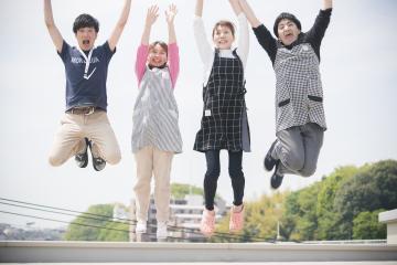 株式会社愛誠会/高齢者グループホーム★はなまるホーム前野町 介護スタッフ(正社員)