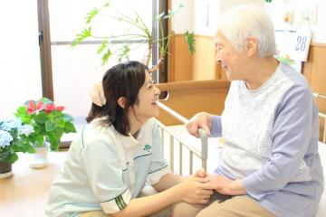 特別養護老人ホーム愛生苑のアルバイト情報
