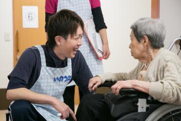 住宅型有料老人ホーム いこいの里 巨勢のアルバイト情報