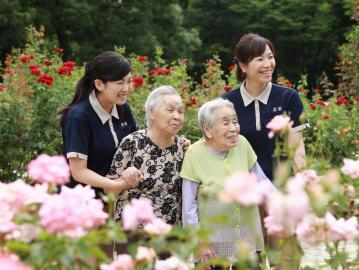 サービス付き高齢者向け住宅七福のアルバイト情報