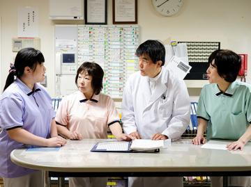 医療法人社団景翠会/老健こもれび介護職(看護師/日勤常勤) 老健 看護師