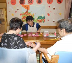 ケア・トラスト デイサービス一期の家:千川のアルバイト情報