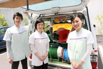 アースサポート株式会社/アースサポート熊谷 訪問入浴ヘルパー
