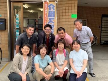 日本リック株式会社/日本リックケアステーション江戸川事業所 サービス提供責任者(業務未経験者可)