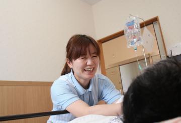 株式会社ひだまり/医療サービス付住宅 けやきハイツ 【名東区】常勤看護スタッフ 個別ケアでターミナルまで関われる施設です!