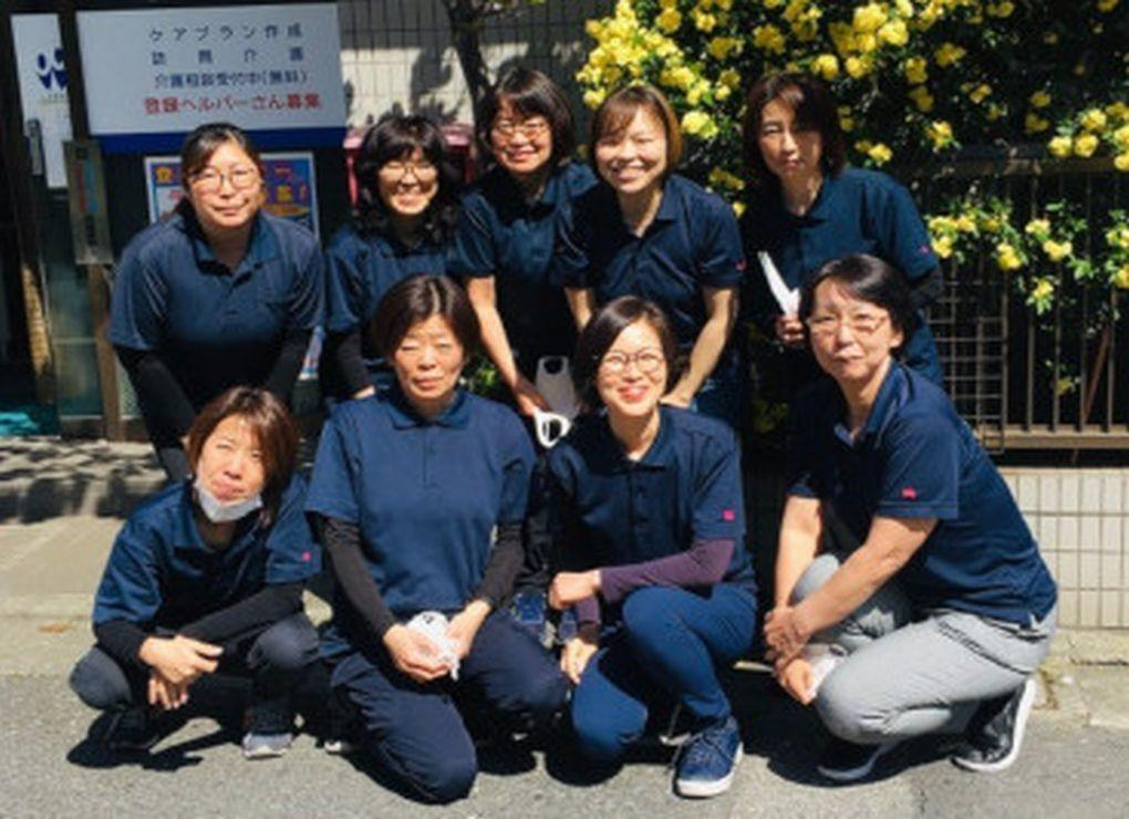 東電パートナーズ株式会社/東電さわやかケア 立石 ケアマネ