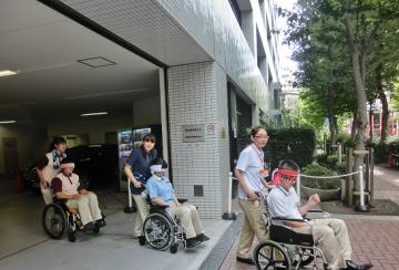 セントケア下石神井(ホーム)のアルバイト情報