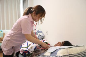 アニスト訪問看護ステーションのアルバイト情報