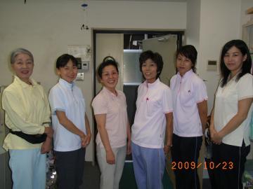 財団法人 柿葉会/しんまち訪問看護ステーション 訪問看護スタッフ