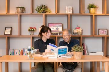 シマダリビングパートナーズ株式会社/住宅型有料老人ホーム「ガーデンテラス千葉中央」 生活相談員