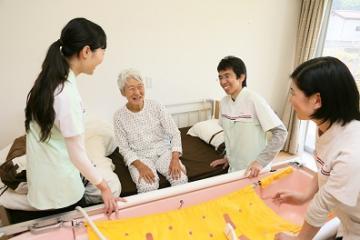 アースサポート株式会社/アースサポート富山 訪問入浴看護師