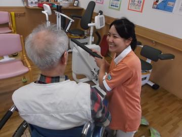 ツクイ横浜三保のアルバイト情報
