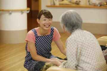 住宅型有料老人ホームきらら川崎小倉のアルバイト情報