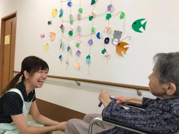 ケア・トラスト株式会社/デイサービス一期の家 坂戸三光町 正、准看護師