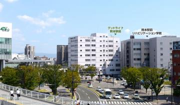 社会福祉法人 青照会/グッドライフ熊本駅前 医務部医務室 看護職員