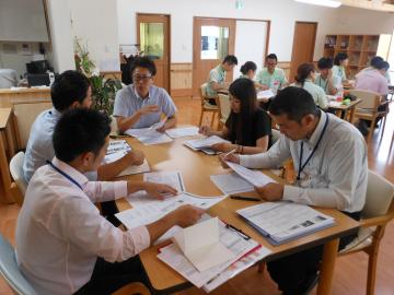 塩釜市北部2地区地域包括支援センターのアルバイト情報