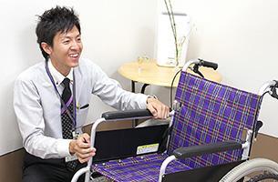 アサヒサンクリーン福祉用具センター静岡のアルバイト情報