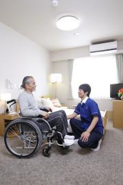有料老人ホームSJR大分のアルバイト情報