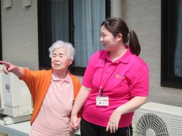 住宅型有料老人ホームプレアデス和合のアルバイト情報