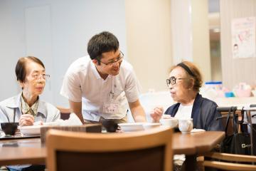 株式会社桜十字/ホスピタルメント板橋ときわ台 介護事務