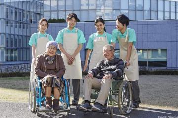 B&Cキャリアパーク(サービス付き高齢者向け住宅・介護職ヘルパー)のアルバイト情報