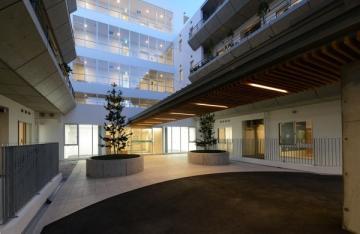 社会福祉法人 寿楽園/横浜事業所 特別養護老人ホーム笹の風 介護職員