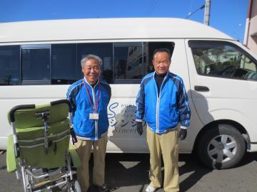 シンシア島田ショートステイのアルバイト情報