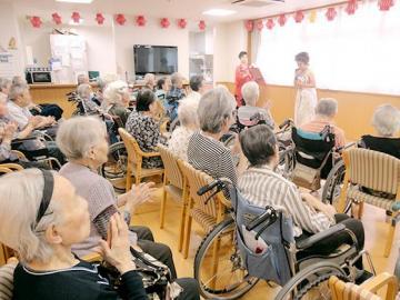 株式会社はれコーポレーション/有料老人ホーム介護職員