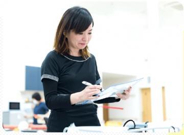 株式会社スタッフシュウエイ/アクアデイサービス島田高砂 ケアマネージャー