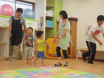 児童発達支援 こぱんはうす さくら 蒲生茜町教室のアルバイト情報