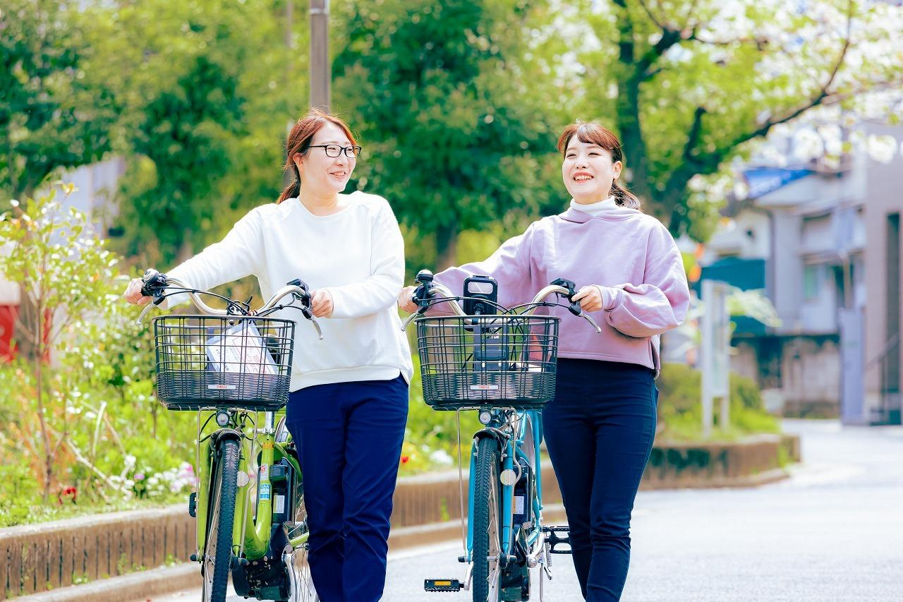 ケアリッツ竹ノ塚のアルバイト情報
