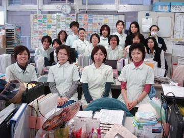 社会医療法人財団石心会/さいわい訪問看護ステーション 訪問看護師