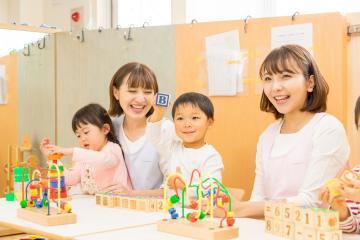 【駅近】児童の発達セラピーを一緒に学んで一緒に体感できる方大募集です